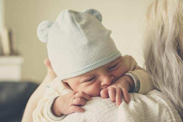 postpartum depression appear
